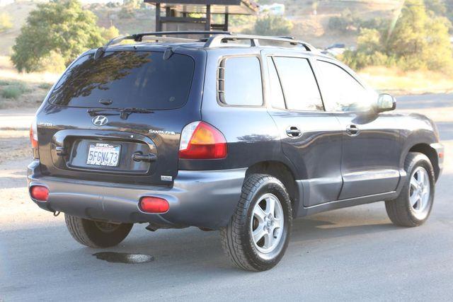 2004 Hyundai Santa Fe GLS Santa Clarita, CA 6