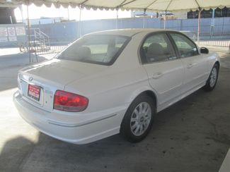 2004 Hyundai Sonata GLS Gardena, California 2