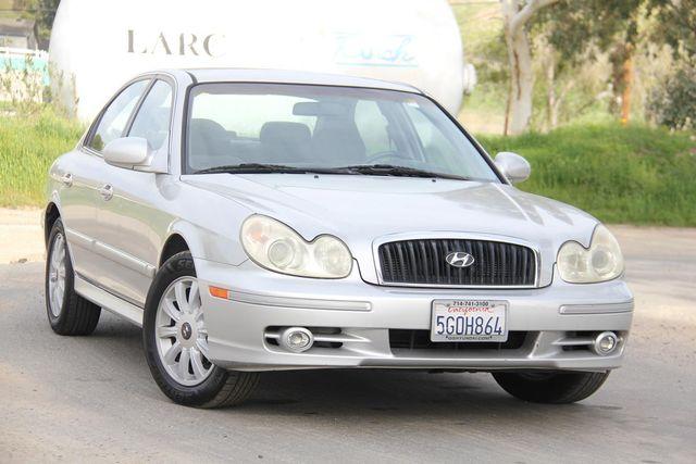 2004 Hyundai Sonata GLS Santa Clarita, CA 3