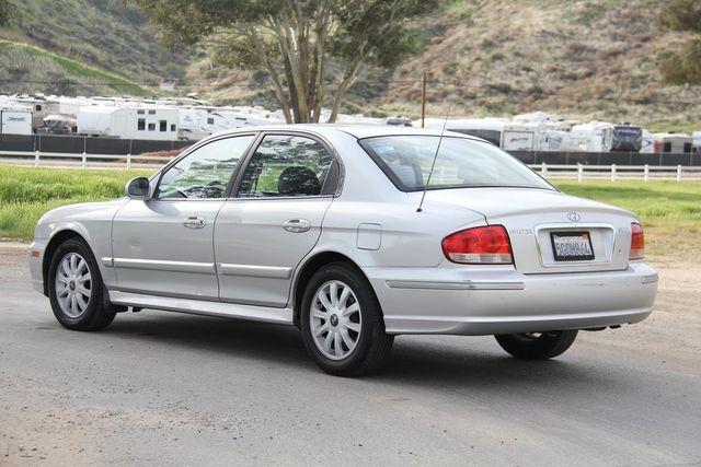 2004 Hyundai Sonata GLS Santa Clarita, CA 5