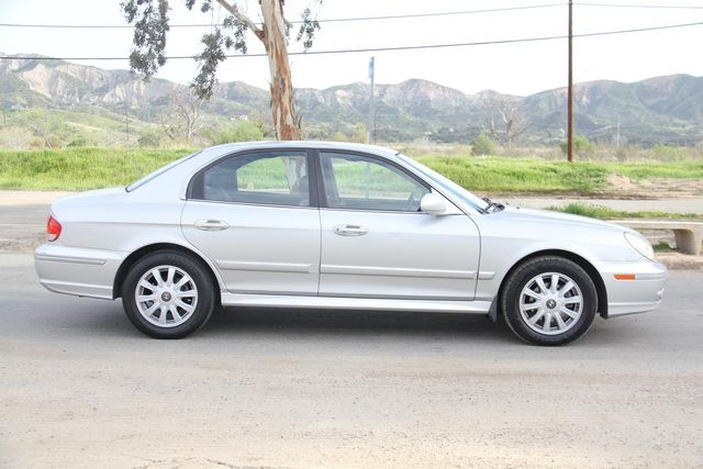 2004 Hyundai Sonata GLS Santa Clarita, CA 12