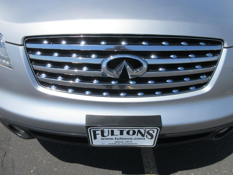 2004 Infiniti FX35 AWD   Fultons Used Cars Inc  in , Colorado