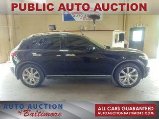 2004 Infiniti FX35  | JOPPA, MD | Auto Auction of Baltimore  in Joppa MD