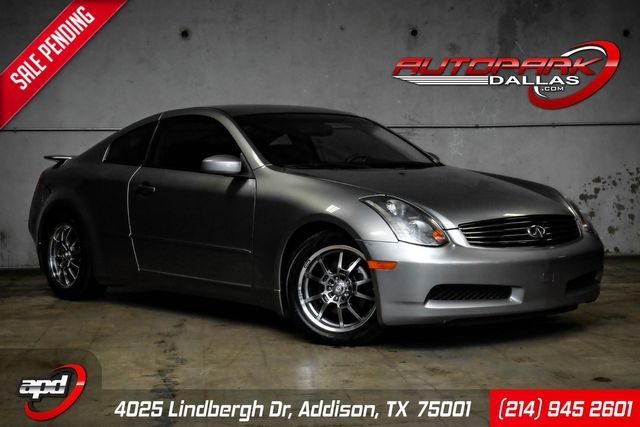 2004 Infiniti G35 1-OWNER w/ Nav & Premium Package