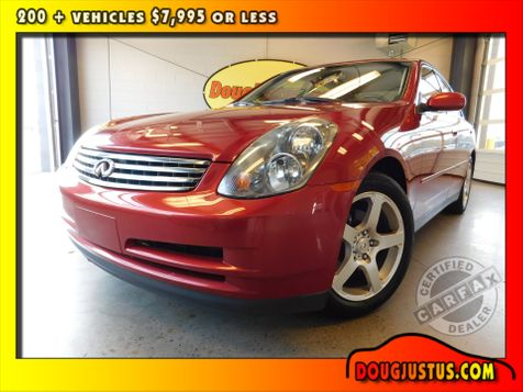 2004 Infiniti G35 w/Leather in Airport Motor Mile ( Metro Knoxville ), TN