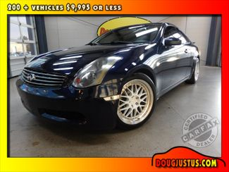 2004 Infiniti G35(No Financing) w/Leather in Airport Motor Mile ( Metro Knoxville ), TN 37777