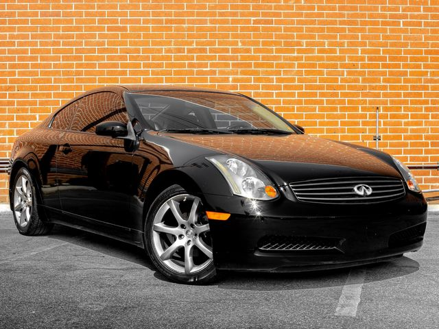 2004 Infiniti G35 w/Leather Burbank, CA 1