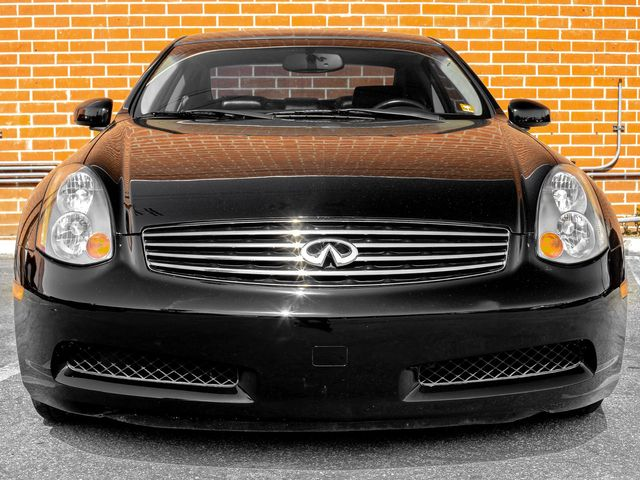 2004 Infiniti G35 w/Leather Burbank, CA 2
