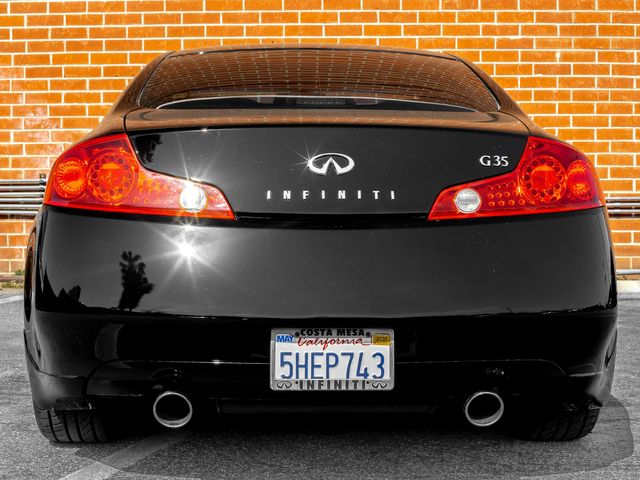 2004 Infiniti G35 w/Leather Burbank, CA 4
