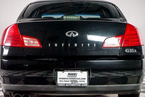 2004 Infiniti G35 w/Leather in Dallas, TX
