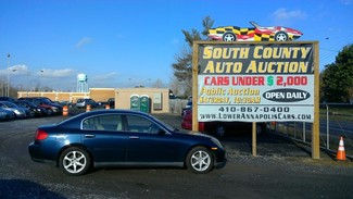2004 Infiniti G35 in Harwood, MD
