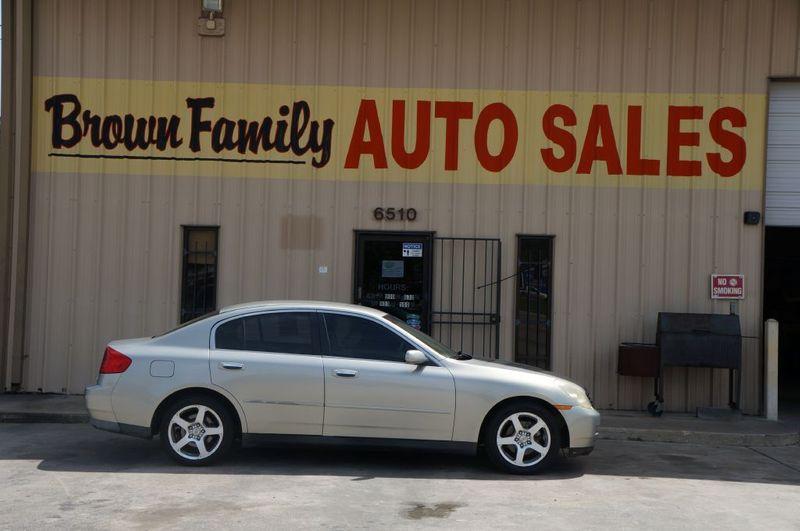 2004 Infiniti G35 w/Leather | Houston, TX | Brown Family Auto Sales in Houston TX