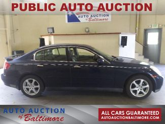 2004 Infiniti G35 w/Leather | JOPPA, MD | Auto Auction of Baltimore  in Joppa MD