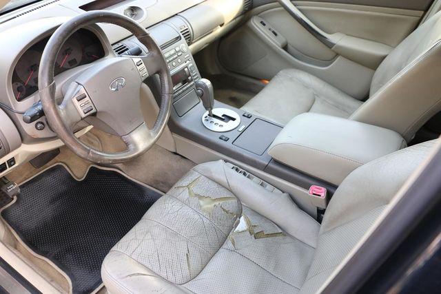 2004 Infiniti G35 w/Leather Santa Clarita, CA 8