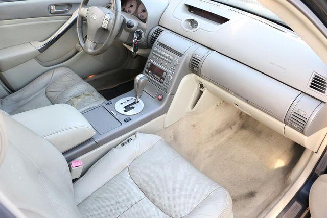 2004 Infiniti G35 w/Leather Santa Clarita, CA 9