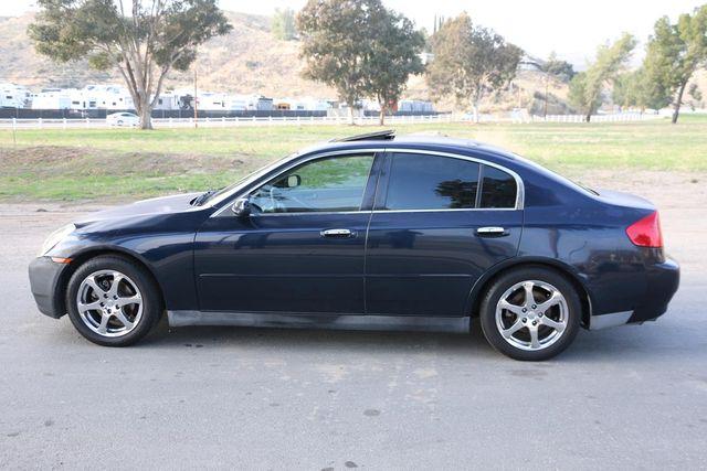 2004 Infiniti G35 w/Leather Santa Clarita, CA 11