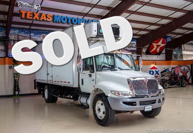 2004 International 4200 VT365 Reefer Truck