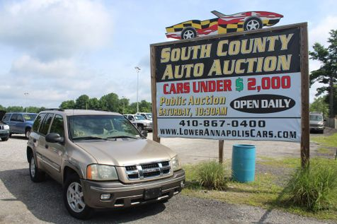 2004 Isuzu Ascender S in Harwood, MD