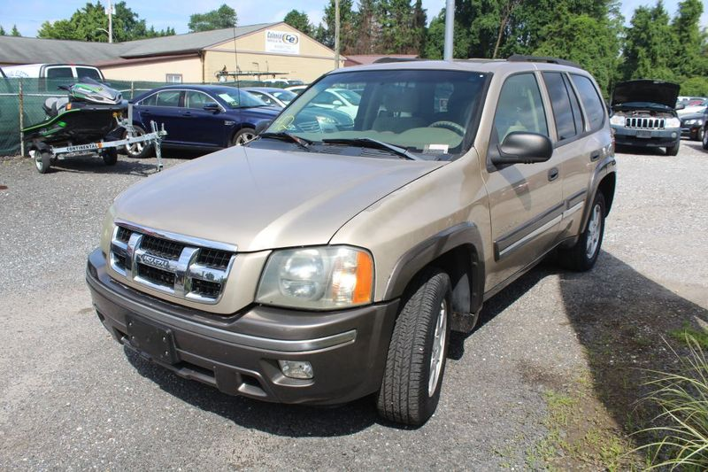 2004 Isuzu Ascender S  city MD  South County Public Auto Auction  in Harwood, MD