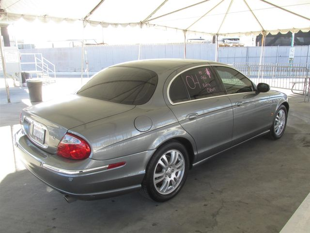 2004 Jaguar S-TYPE Gardena, California 2