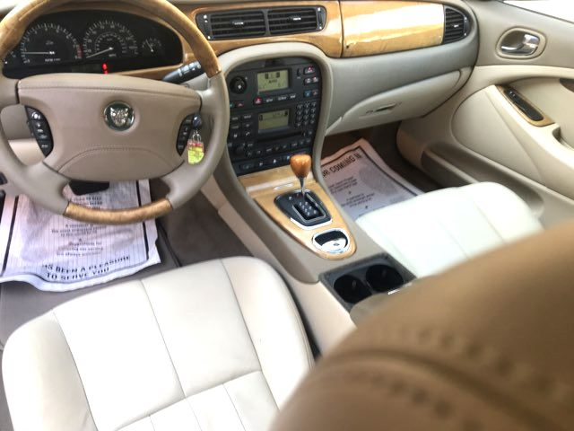2004 Jaguar S-Type Base Knoxville, Tennessee 13