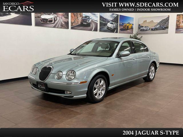 2004 Jaguar S-TYPE