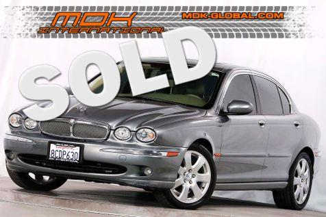 2004 Jaguar X-TYPE - Leather - Parking sensors - Sunroof in Los Angeles