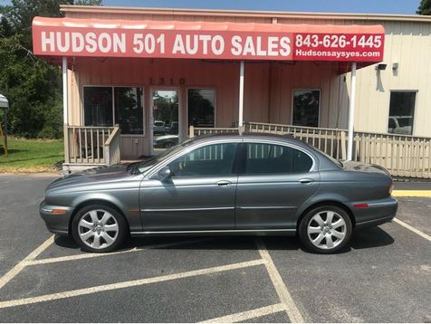 2004 Jaguar X-TYPE 3.0 | Myrtle Beach, South Carolina | Hudson Auto Sales in Myrtle Beach, South Carolina