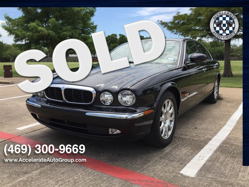 2004 Jaguar XJ8 IMMACULATE! in Rowlett Texas