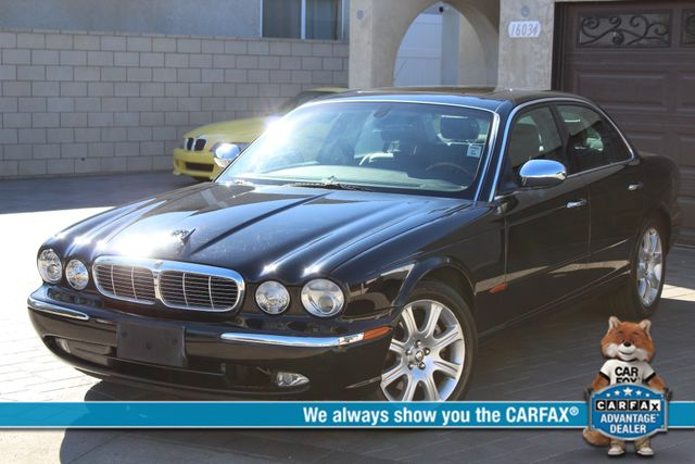 2004 Jaguar XJ VANDEN PLAS 85K MLS XENON AUTOMATIC SERVICE RECORDS