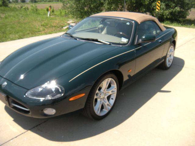 2004 Jaguar XK XK8 Chesterfield, Missouri 5