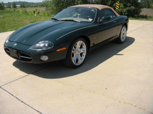 2004 Jaguar XK XK8 Chesterfield, Missouri 6