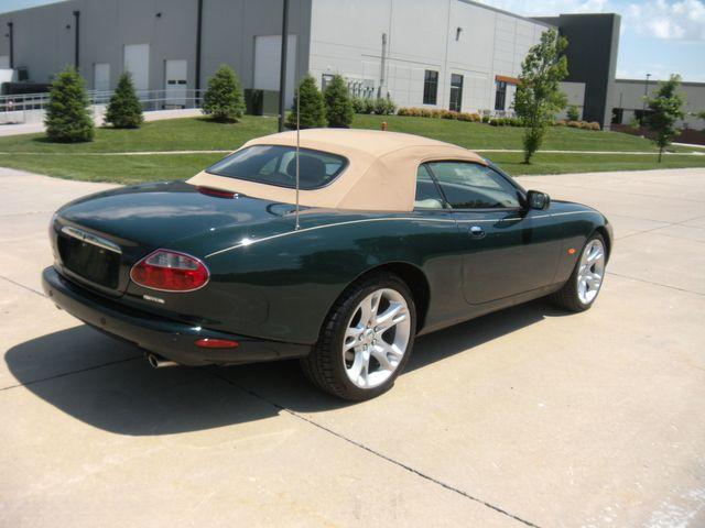 2004 Jaguar XK XK8 Chesterfield, Missouri 21