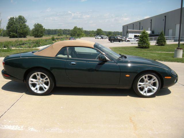 2004 Jaguar XK XK8 Chesterfield, Missouri 22