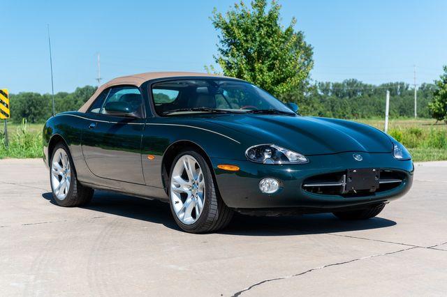 2004 Jaguar XK XK8 Chesterfield, Missouri 2