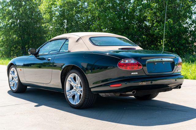 2004 Jaguar XK XK8 Chesterfield, Missouri 35