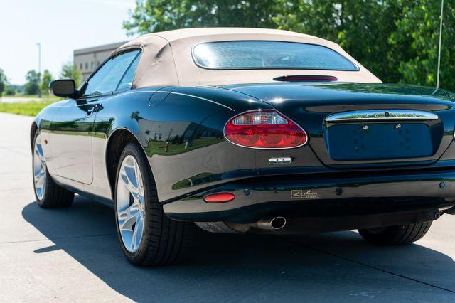 2004 Jaguar XK XK8 Chesterfield, Missouri 36