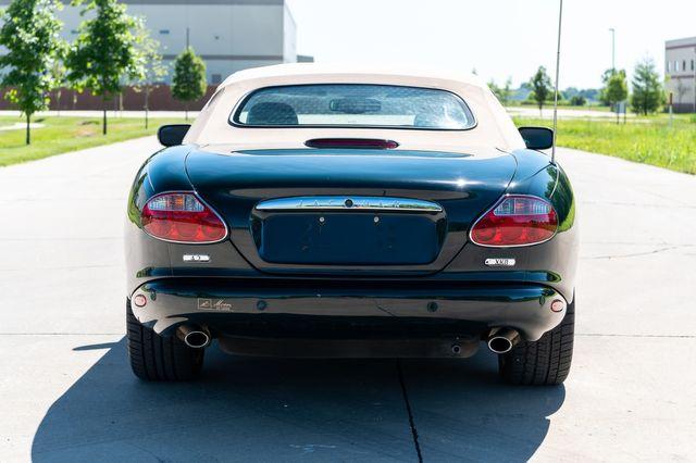 2004 Jaguar XK XK8 Chesterfield, Missouri 37