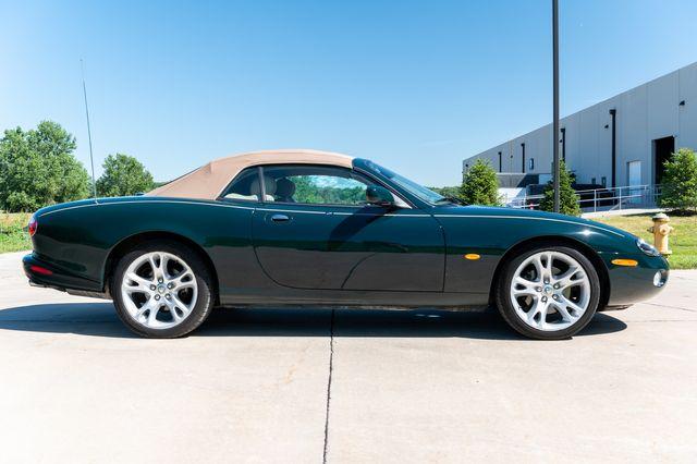 2004 Jaguar XK XK8 Chesterfield, Missouri 8