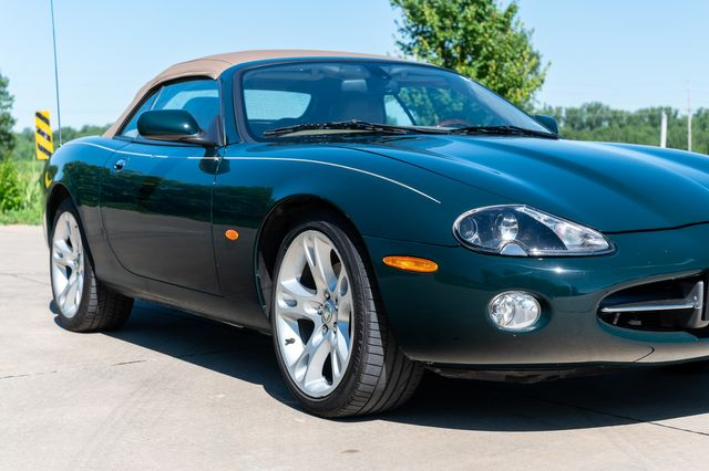 2004 Jaguar XK XK8 Chesterfield, Missouri 3