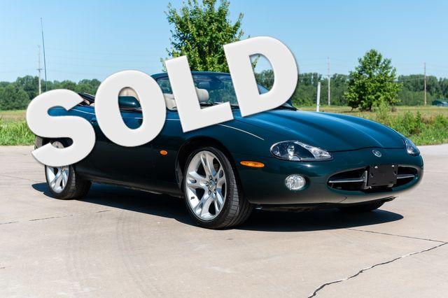2004 Jaguar XK XK8 Chesterfield, Missouri