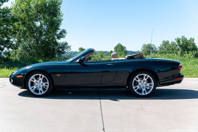 2004 Jaguar XK XK8 Chesterfield, Missouri 9