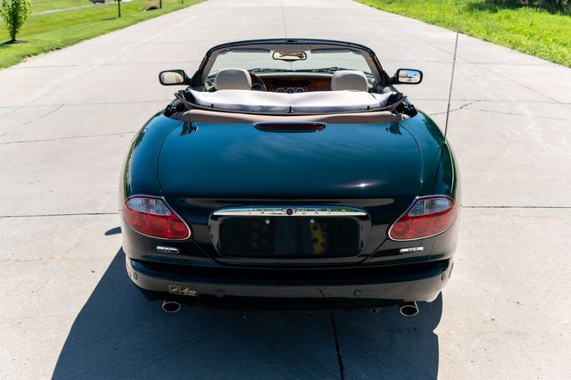 2004 Jaguar XK XK8 Chesterfield, Missouri 16