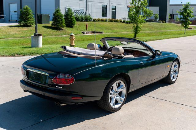 2004 Jaguar XK XK8 Chesterfield, Missouri 46