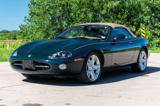 2004 Jaguar XK XK8 Chesterfield, Missouri 31
