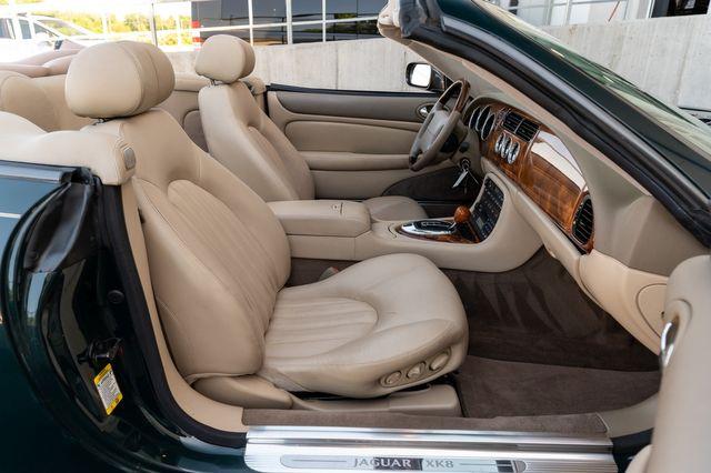 2004 Jaguar XK XK8 Chesterfield, Missouri 84