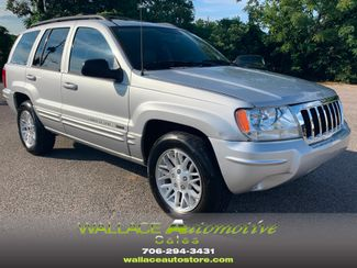 2004 Jeep Grand Cherokee Limited in Augusta, Georgia 30907