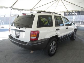 2004 Jeep Grand Cherokee Laredo Gardena, California 2