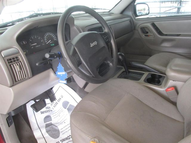 2004 Jeep Grand Cherokee Laredo Gardena, California 4
