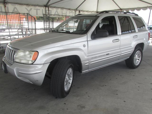 2004 Jeep Grand Cherokee Limited Gardena, California